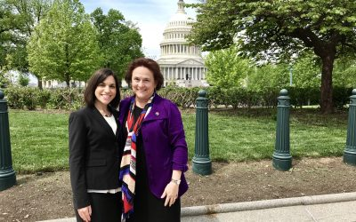 Chapter Members Make Capitol Hill Visits