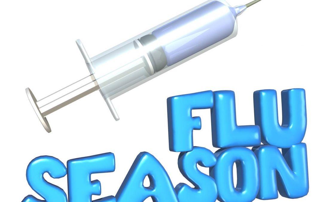 Health Department Schedules Statewide Flu Vaccine Clinics